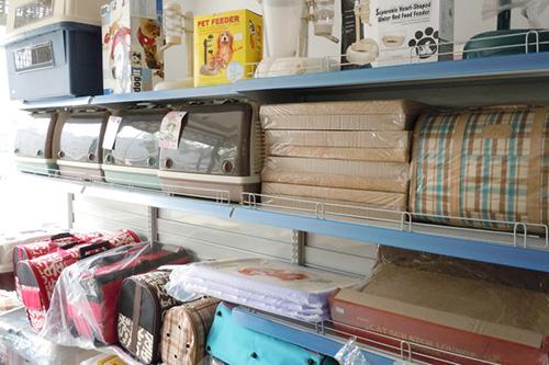 宠物箱笼、携带用品